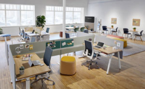 Cubicle-open-office-space-with-standing-desks-image